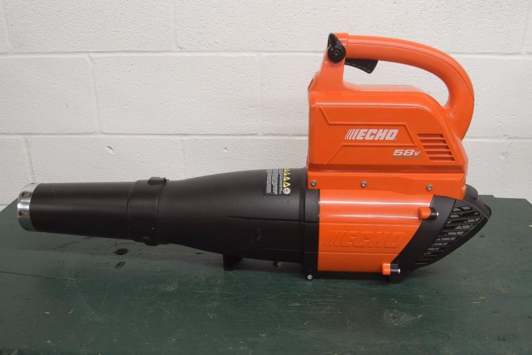 ECHO 120 mph 450 CFM 58-Volt Lithium-Ion Brushless Cordless Blower TOOL ONLY