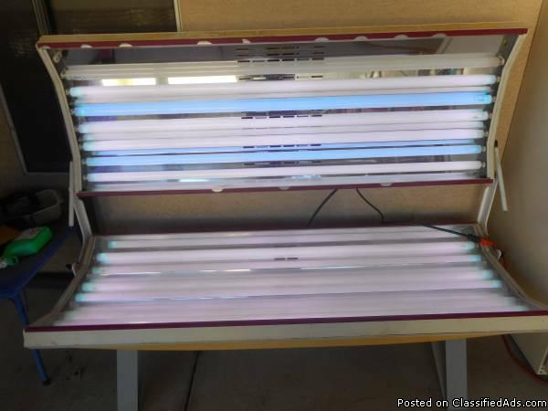 Sunquest Tanning Bed Bulbs For Sale Classifieds