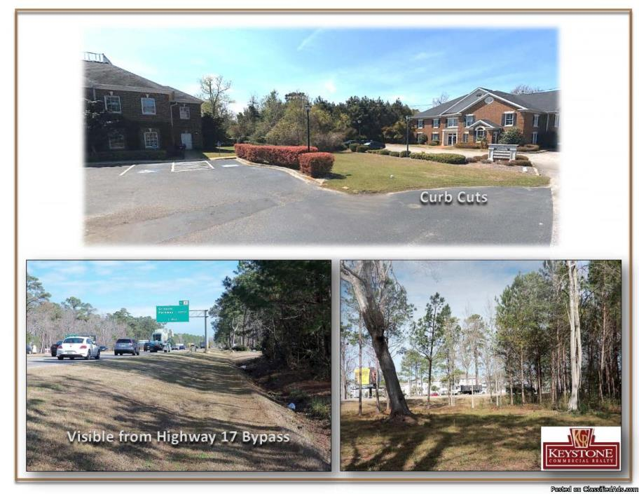 Azalea Court Tract C-1.09 Acres-Myrtle Beach-For Sale