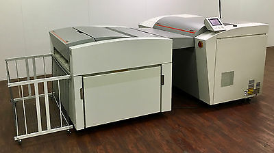 2004 Agfa Acento S w/ Single Autoloader CTP Platesetter Computer to Plate
