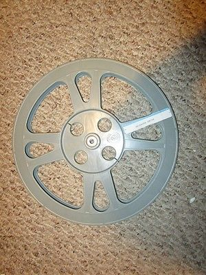 16mm Plastic Film Reel 1200'