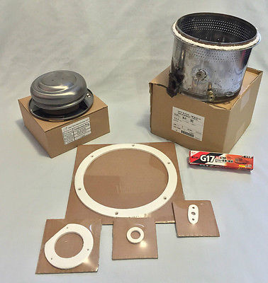 Monitor Heater 441 41 40 2400 Burn Chamber Rebuild Kit