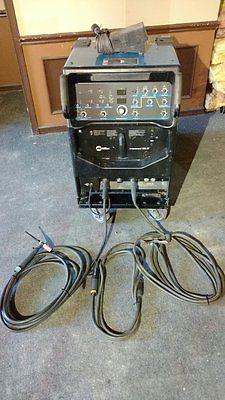 Miller 250 DX Syncrowave Tig/Stick welder