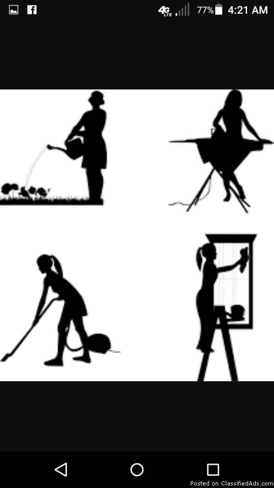 HOUSEKEEPING, CLEANING