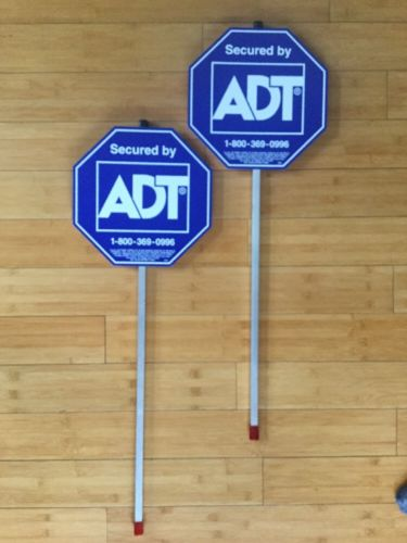 Adt Security Signs For Sale Classifieds
