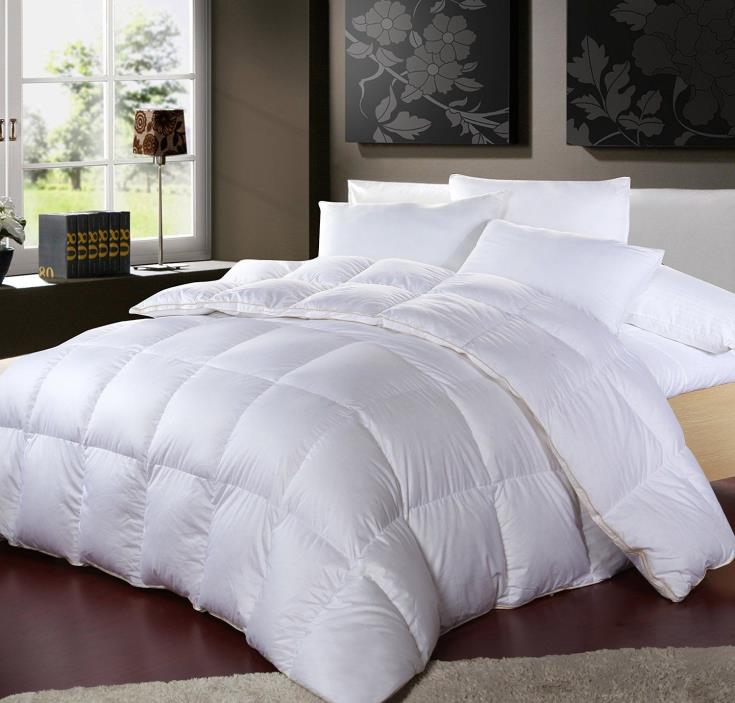 california king goose down comforter for sale classifieds. Black Bedroom Furniture Sets. Home Design Ideas