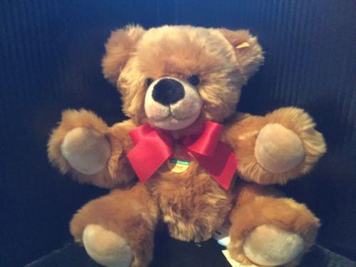 Steiff Plush Bobby Bear