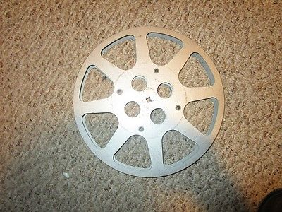 16mm Plastic Film Reel 800'