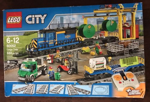 LEGO Cargo Train - City Set 60052 - **NEW IN OPEN BOX**