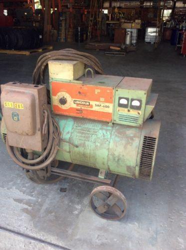 Miller Trailblazer 301g Gas WelderGenerator 11,000 W