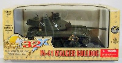 1/32 Ultimate Soldier M-41 Walker Bulldog Tank 21st Century Toys