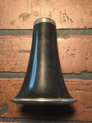 Olds Bb Clarinet Bell(stock#504)