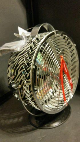 WBM HBM-7015A3 Himalayan Breeze Decor Zebra Fan