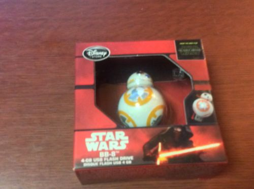 Disney Store BB-8 4 GB Flash Drive