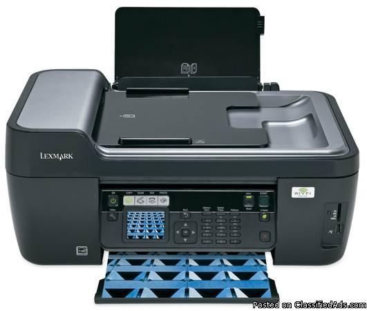 Printer Wireless LexMark