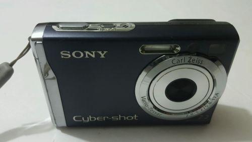 Sony Cyber-shot DSC-W80 7.2 megapixel digital camera
