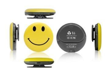 New SmileDVR Smiley Button Camera - Free 8GB microSD! Smart Gadgets