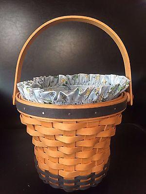 Longaberger Basket, May series, Daisy, 1999