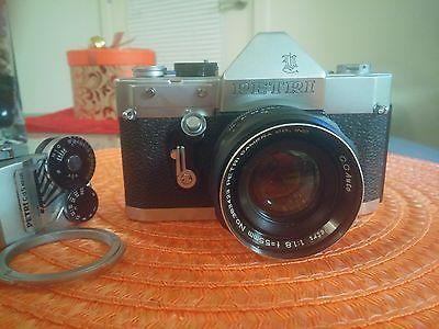 Vintage Petri Japan Camera 55mm