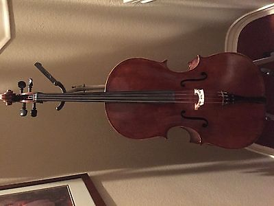 Robert Thomas by Mark Moreland Full Size Cello Excellent Condition