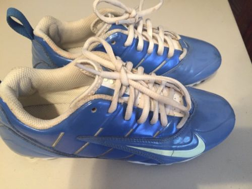 Nike Lacrosse Womens Cleats Size 6.5 Used