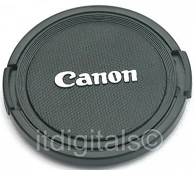 72mm Front Lens Cap For Canon XL1 XL1s XL2 XL H1 XH-G1 Snap-on Dust Safety Cover