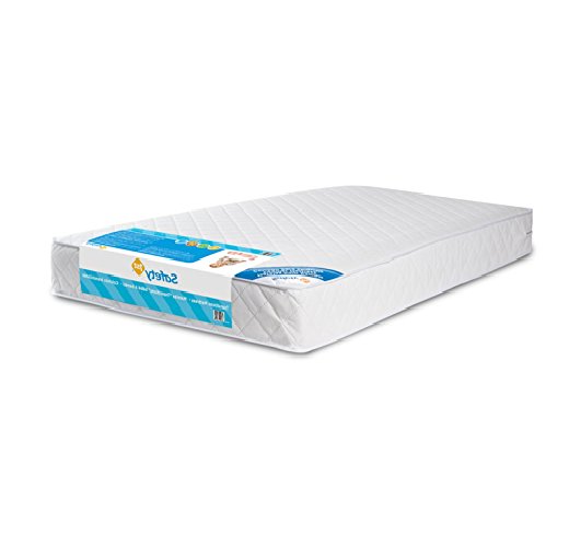 Soft Toddler Bed Mattress Comfortable Sleep Thick Cushioning Layer Lightweight