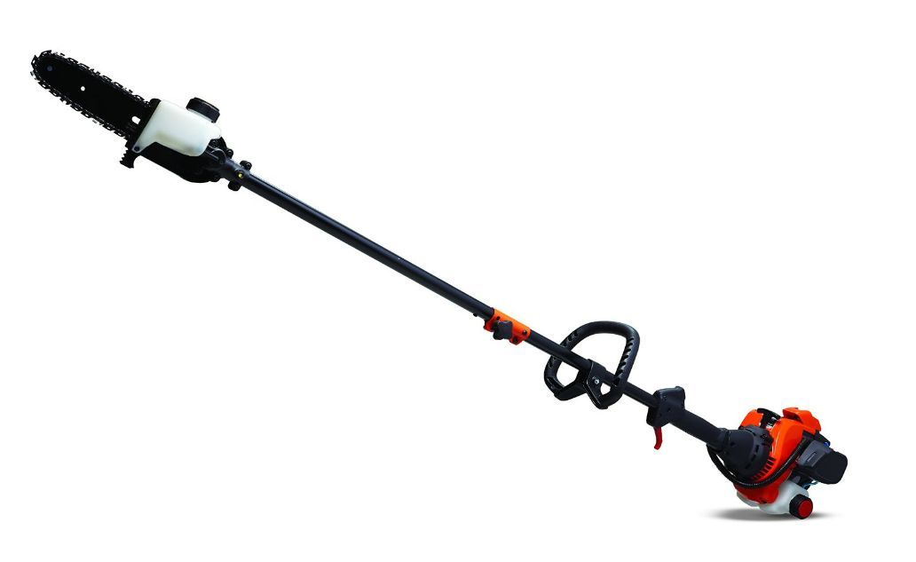 Pole Saw Remington With Saw Attachment Gas Power Tree Trimmer Pruning Cordless