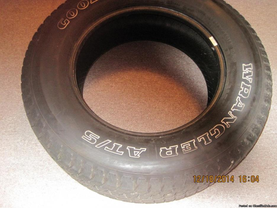4 Truck tires for sale