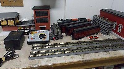 MTH Rail King Pennsylvania Train Set , Engine, Buildings, Cars, Tracks Transform