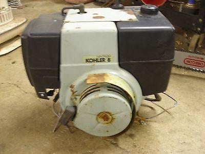 KOHLER 8 HP MAGNUM ENGINE ELECTRIC START TILLER SNOW BLOWER MOWER my#bn1`