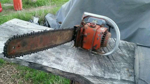 Homelite Xl 12 Chainsaw - For Sale Classifieds