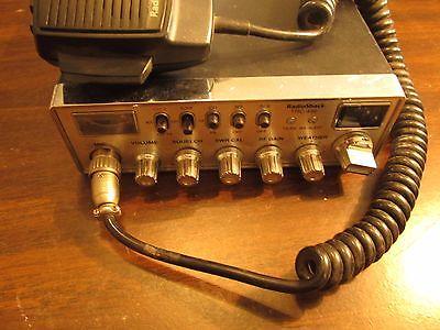 Radio Shack TRC-446 CB Radio with Mic
