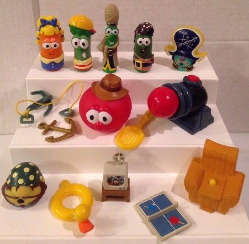 Veggie Tales Pirate Ship For Sale Classifieds