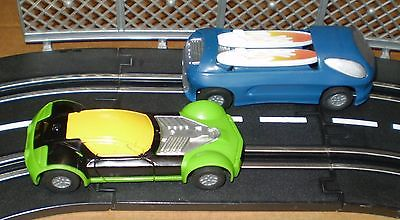 HOTWHEELS 2 SLOT CAR 1/43