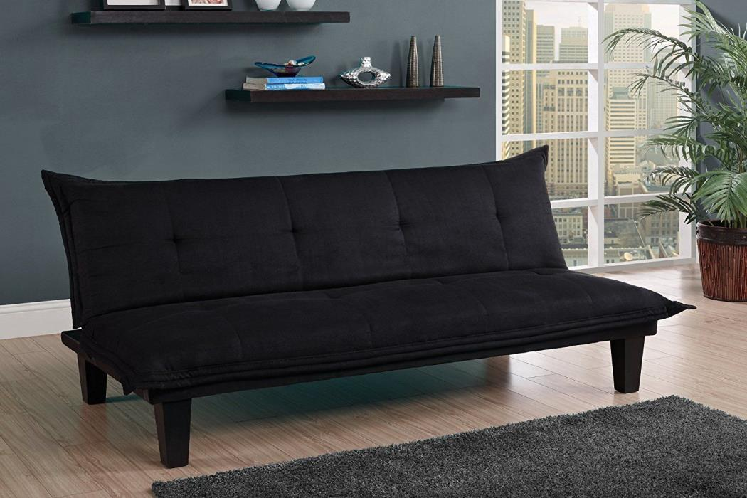 Futon Couch Sofa Bed Modern Furniture College Living Room Lounge Office Home