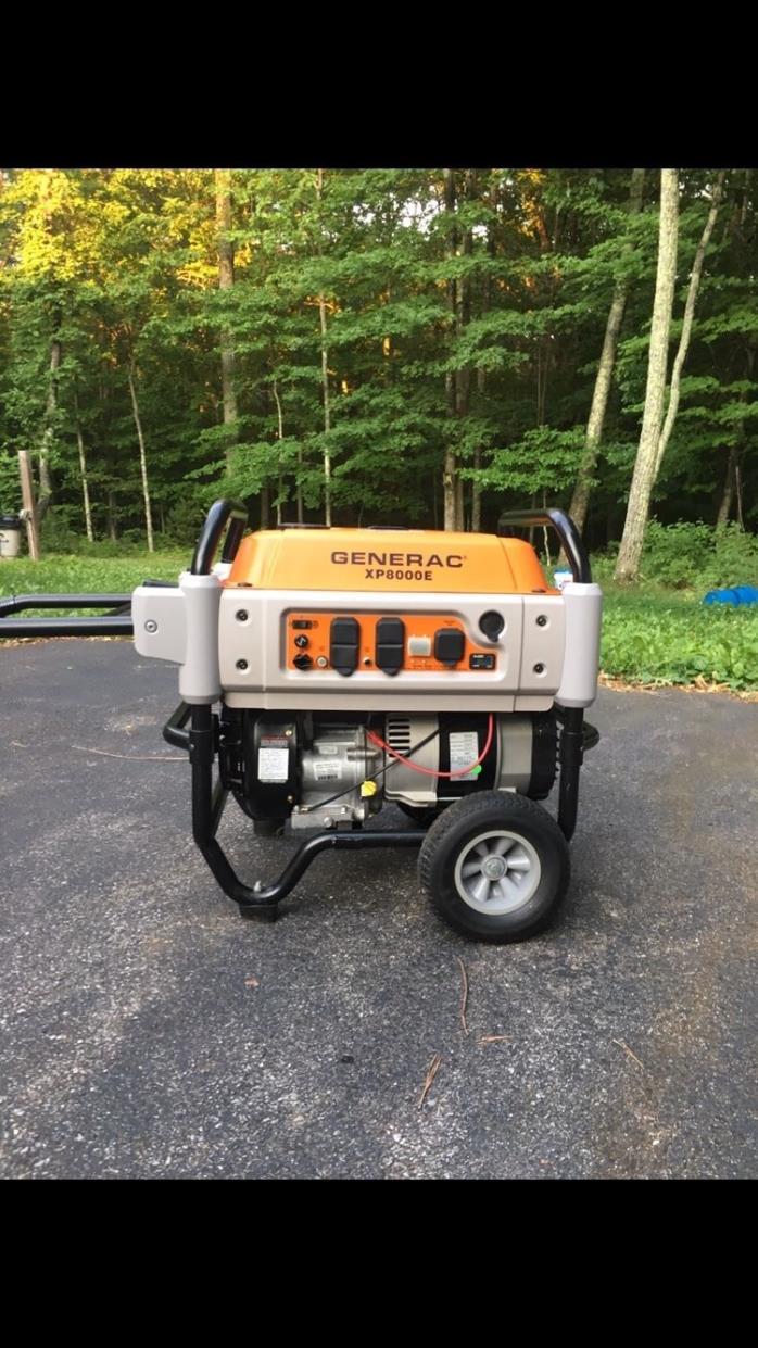 Generac XP8000E 12000 Watt Generator
