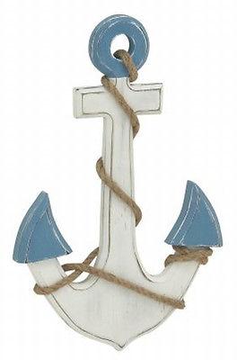 UMA Nautical Sea Boating Anchor Wall Decor