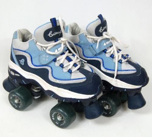 Skechers 4 Wheelers Britney Roller Skates Womens Size US 5 UK 4 EUR 37 sketchers
