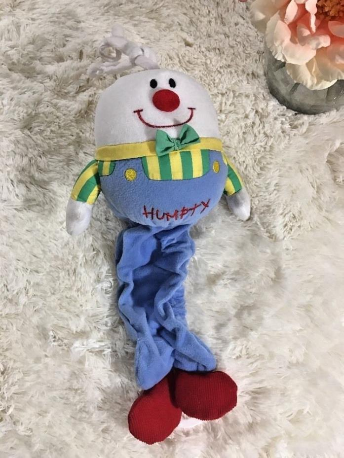 ?? Musical Lullaby Plush Humpty Dumpty Hanging Crib Kids 2 HTF