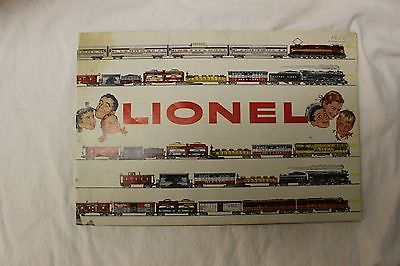 Vintage 1955 Lionel Toy Train Catalog