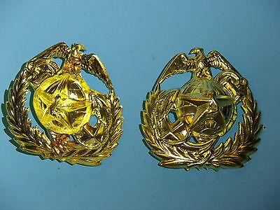 0162 RVN Vietnam Marine Corps  Beret Badge ir11t