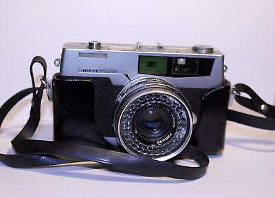 Vintage Petri 7S Camera, Vintage 70s Camera, Vintage Petri Camera