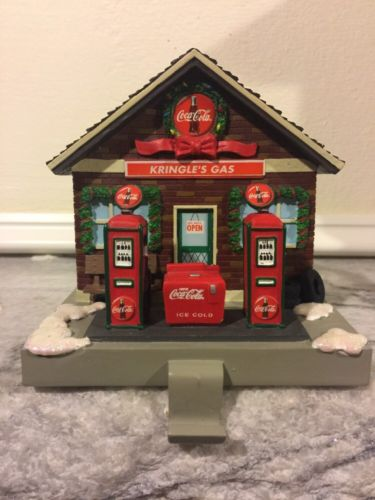 Coca Cola Kringle's Gas Place