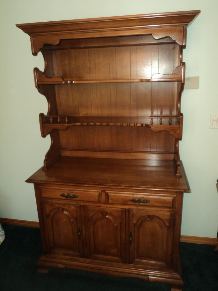 Maple Hutch For Sale Classifieds