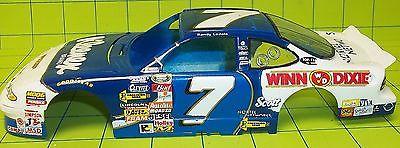 BODY - #7 WINN DIXIE 1996-99 PONTIAC GP NASCAR RACE CAR BODY - 1/24