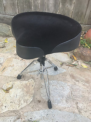 SOUND PERCUSSION  Motorcycle Drum Throne Seat