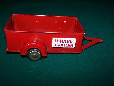 VintageTin U-Haul Trailer Toy Made In Japan