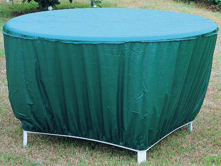 MINTCRAFT PATIO TABLE COVER VINYL ROUND
