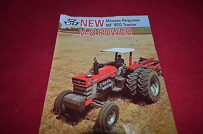 Massey Ferguson 1150 Tractor Dealers Brochure YABE11 VER91